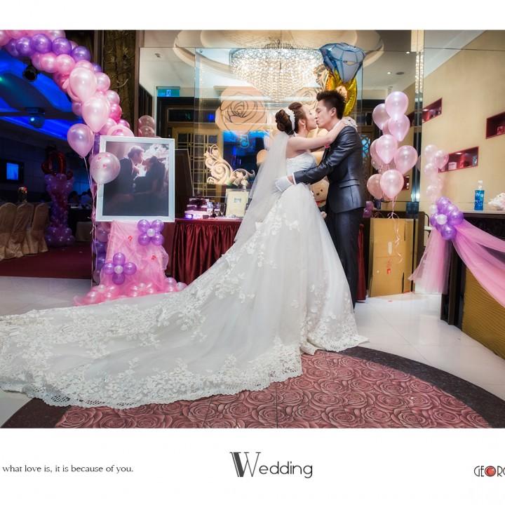 嘉輝&惠萍 訂結婚禮記錄