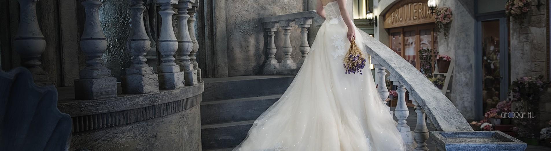 布拉格片場 風格婚紗