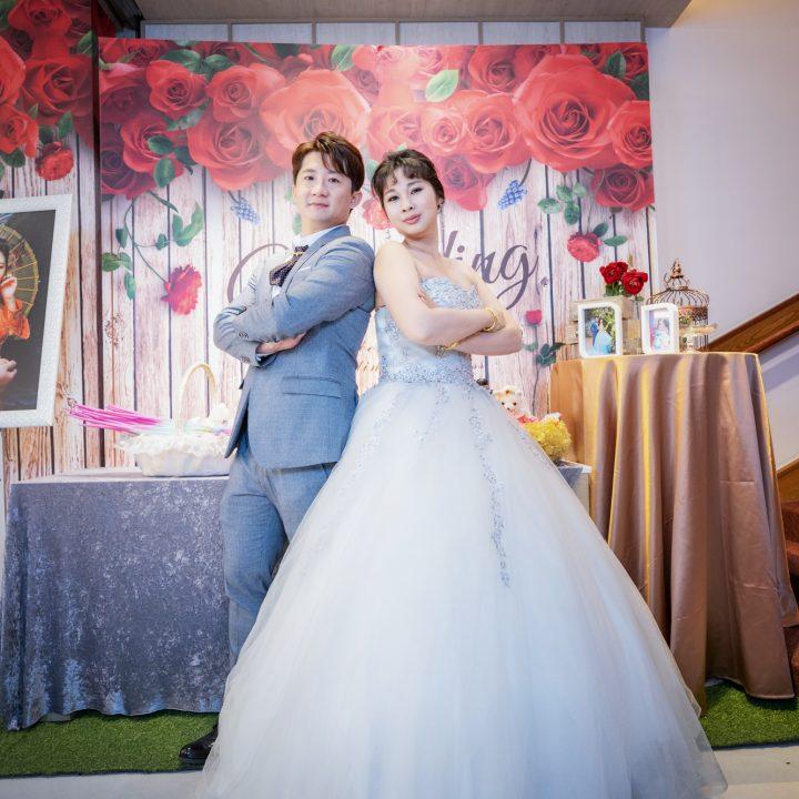 音婷&晉緯 Wedding